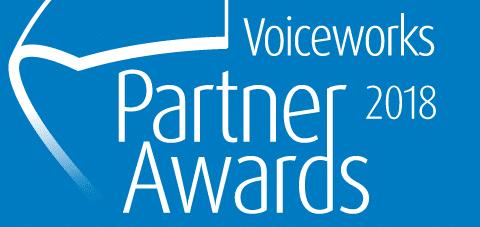 Voicedata wint twee awards bij Voiceworks Partner Awards