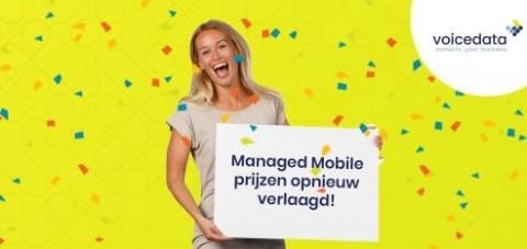 mobiele prijzen wederom verlaagd