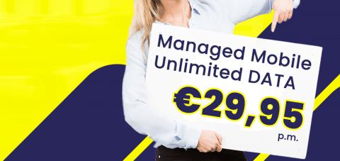 unlimited bellen en data voor €29,95 per maand