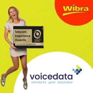 Telecom Inspirience Award 2017