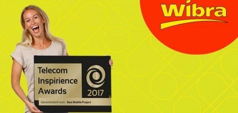 Voicedata wederom genomineerd voor Telecom Inspirience Award