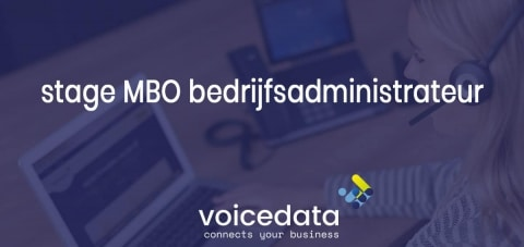 stage MBO bedrijfsadministrateur