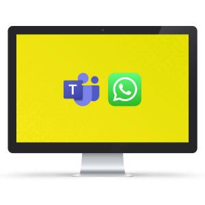 Whatsapp for Business en Teams integratie